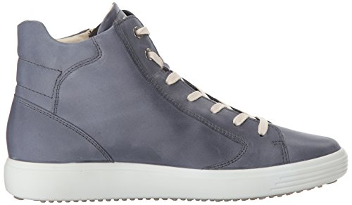 Ecco Womens Donna 7 Zip Alta Moda Alta Moda Sneaker Ombre