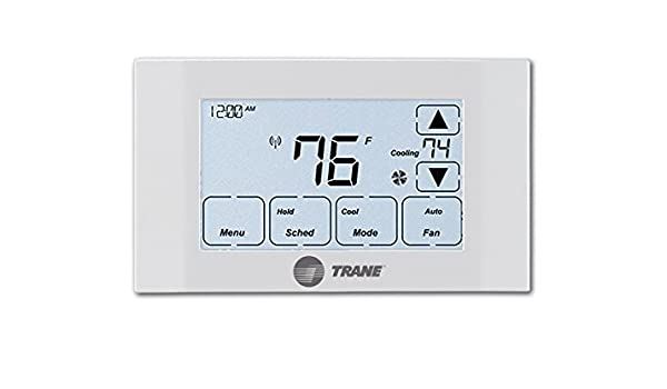 TRANE XR524 Nexia Home Intelligence Z-Wave Thermostat, Cert ID: ZC08-13060002 by Trane: Amazon.es: Bricolaje y herramientas