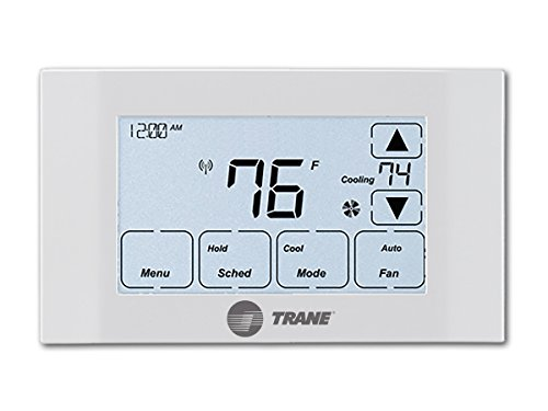 TRANE Thermostat, Z-Wave, Works with Amazon Alexa