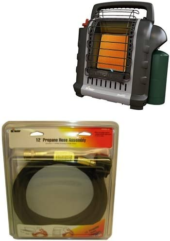 Mr Heater Portable RV Buddy Pack w// 12ft hose