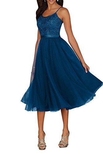 La Marie Wadenlang Dunkel Fuchsia Jugendweihe Linie Rock Kleider Abendkleider Blau Spitze Tuell Braut A Kurzes Damen rrdqw6xWaR