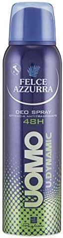 Felce azzurra deo spray uomo 48h dynamic 150ml