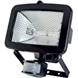 Timeguard SLB400G 400W Energy Saving PIR Halogen Floodlight – Black