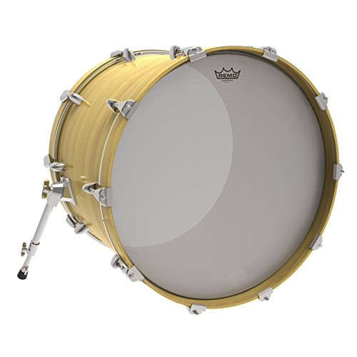 Remo Silentstroke Bass Drumhead, 22'' by Remo (Image #1)