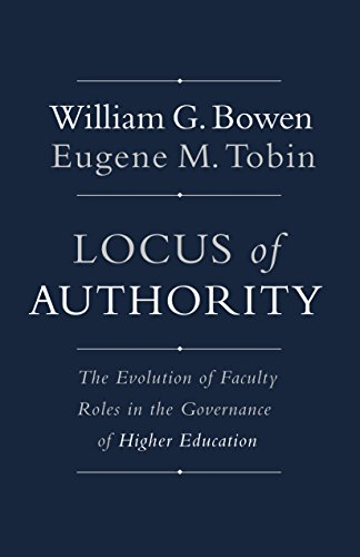 Amazon locus of authority the evolution of faculty roles in locus of authority the evolution of faculty roles in the governance of higher education fandeluxe Choice Image