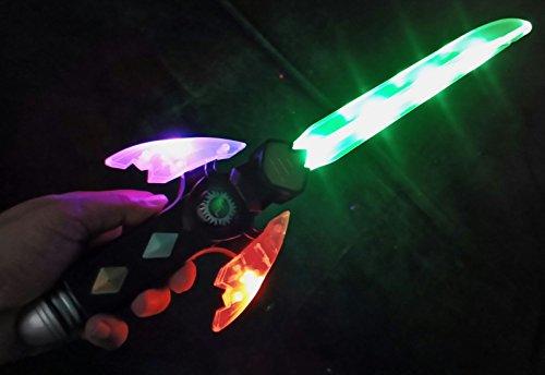 [Swords Light green (Similar! Star Wars)
