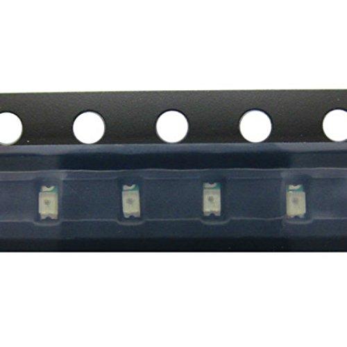 GUWANJI 120 Pcs Superbright 0603 SMD Blue LED Lamp Emitting Diode DC 2.85-3.0V