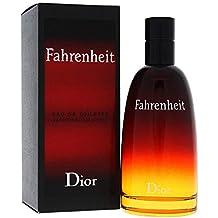Fahrenheit By Christian Dior For Men. Eau De Toilette Spray 3.4 Oz.
