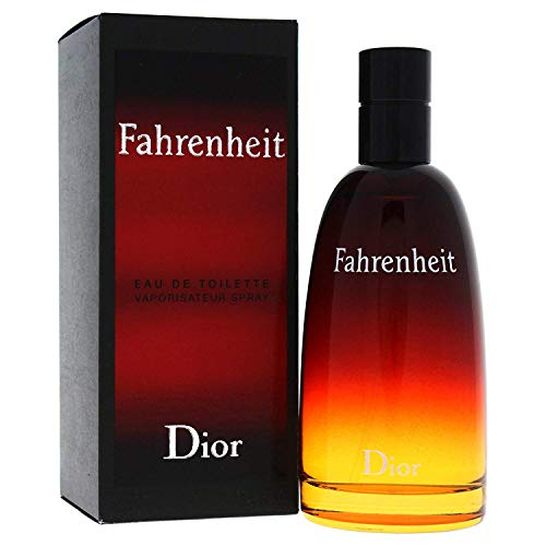 Fahrenheit By Christian Dior For Men. Eau De Toilette Spray 3.4 Oz. from Dior