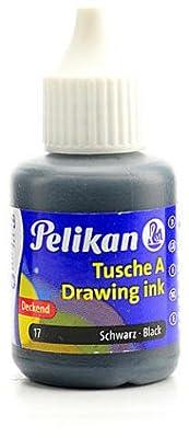 Pelikan Drawing Ink (Black) 2 pcs sku# 1838950MA