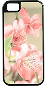 Case For Samsung Note 4 Cover Customized Gifts Cover pink Leaves FloweIdeal Gift