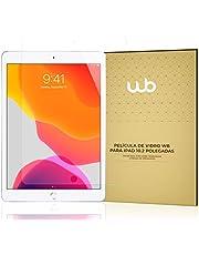 Película De Vidro Temperado 9H WB Compatível com iPad 10.2'' 7ª e 8ª Geração