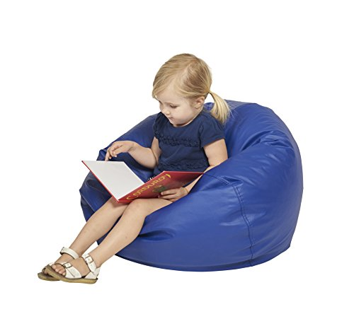ECR4Kids Classic Bean Bag Chair, Junior 26