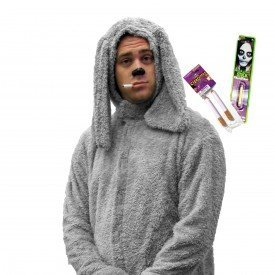 TV Store Wilfred Costume Accessories -