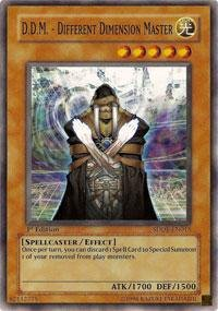 Light And Dark Spellcaster Deck - 2