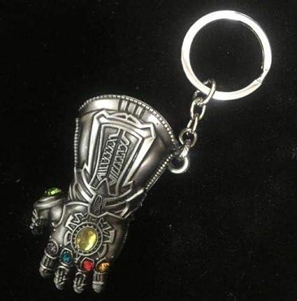 B-Creative New Thanos Llavero de los Vengadores 3 Infinity ...