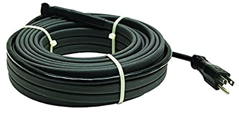Black King Electric SRP246-150 Pipe Freeze Cable Kit 150-ft