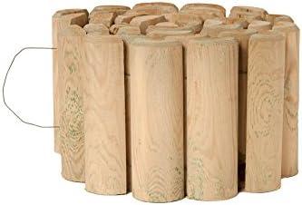 Catral 31010003 - Bordura flexible de madera tratada 30x200 cm ...