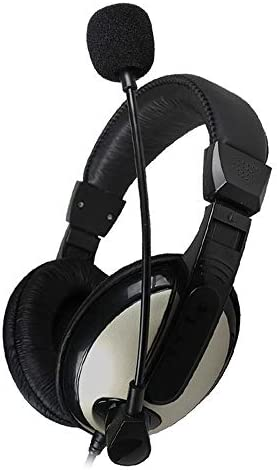 hyy Hochwertige 3 5-mm-Stecker wasserdichte Kopfhörer PS4-Kabelkopfhörer Gaming-Kopfhörer Für Sonic-Kopfhörer,Gold