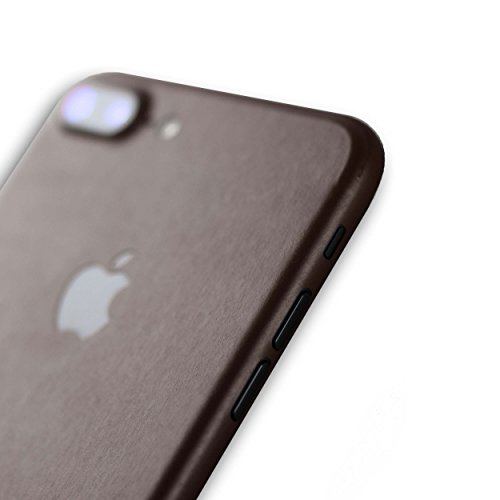 AppSkins Rückseite iPhone 7 PLUS Full Cover - Color Edition brown