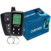 Directed Electronics Clifford 5305X LCD 2-Way Security + Remote Start System
