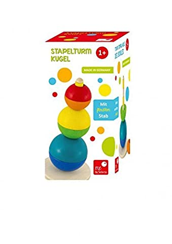 Stapelturm Kugel - Stacking Ball Tower by Selecta