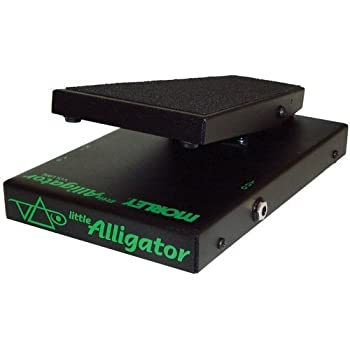 Morley PLA Steve Vai Little Alligator Optical Volume Pedal