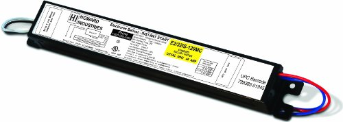 Howard Lighting E2/32IS-120MC Electronic Ballast for Operating Two F32T8 Lamps