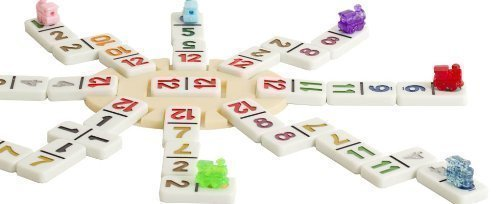 n Train Domino (Mexican Train Hub)