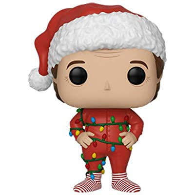 Funko Pop! Disney: Santa Clause - Santa with Lights: Toys & Games