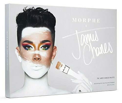 Morphe the james charles palette make up Inner Artist 39 Colors Pressed Eye Shadow SET