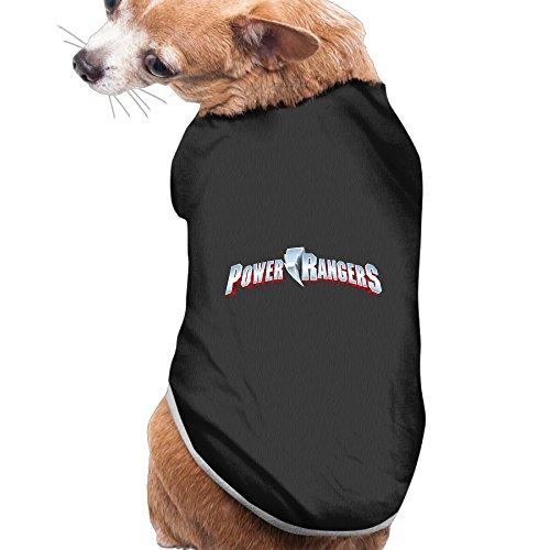 Power Rangers Logo Saban 2 Dog Clothes Dog Sweater