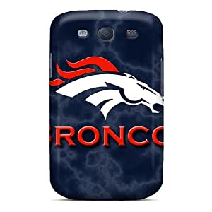 Forever Collectibles Denver Broncos Hard Snap-on Galaxy S3 Case