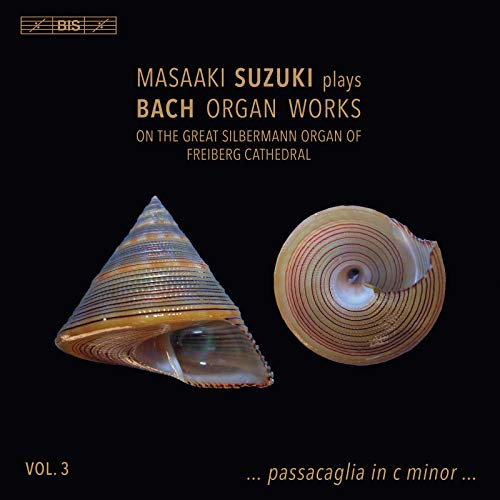 Masaaki Suzuki plays Bach Organ Works, Vol. 3