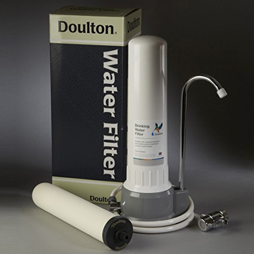 W9331032 Doulton HCP UltraCarb Countertop Filter ()