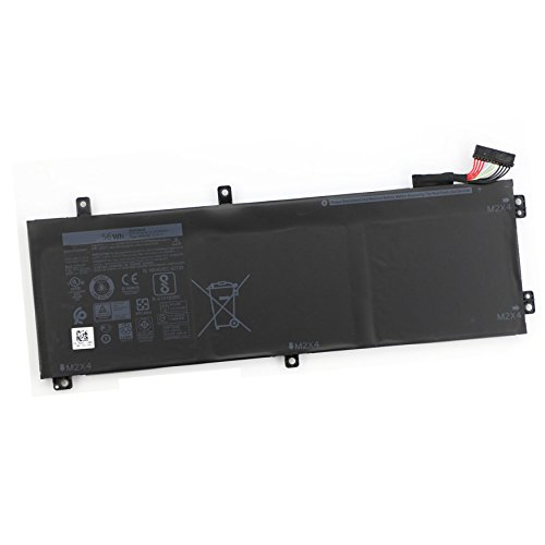 Dentsing H5H20 battery for Dell XPS 15 9560 Precision 5520 56WHR 62MJV M7R96 (New 56whr Battery)