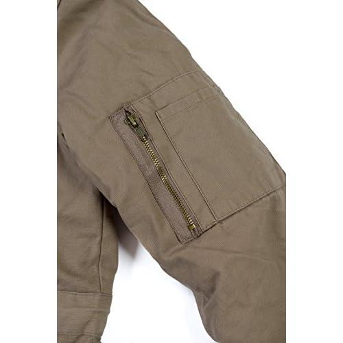 durable modeling boysen  s Parka Chaqueta de invierno Otoño Canvas algodón  de ... b1f226530d71