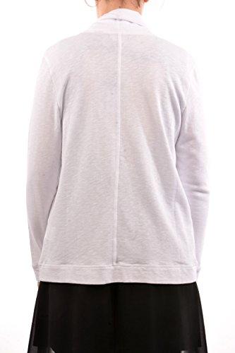 W's White Cotton Cardigan Bianco Woolrich Salt Modal Felpa AxnqW4wgOH