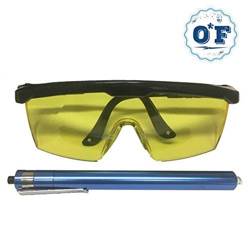 0F UV Glasses & Blacklight Kit by 0*F