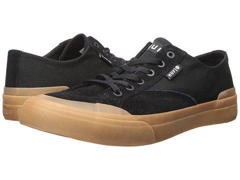 HUF(ハフ) メンズスニーカーカジュアルシューズ靴 Classic Lo Ess [並行輸入品] B0769FKJ4X 24.0 cm|Black/gum Black/gum 24.0 cm