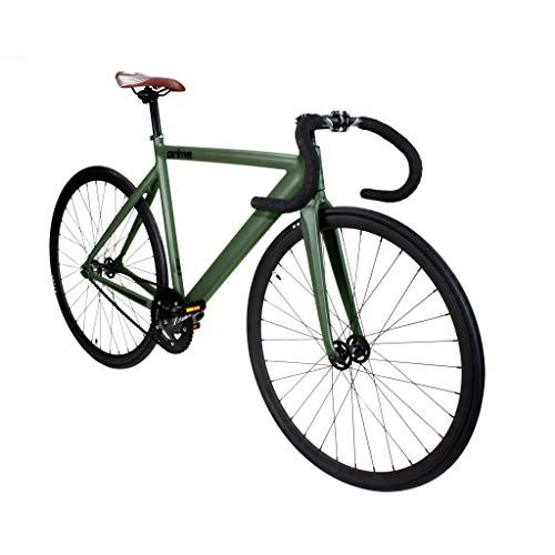 Zycle Fix Bicycle Prime Series Fixed Gear Aluminum Track Bike by ZF Bikes