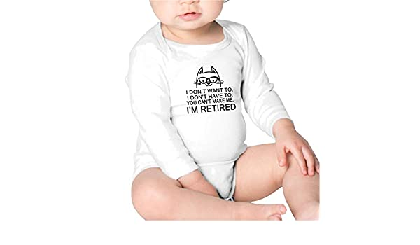 Pikaqiuleilei I Do What I Want Boys Cotton,Long Sleeve Baby Romper