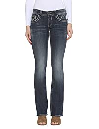 VIGOSS womens Bootcut New York Jean
