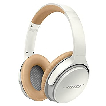 Bose SoundLink II Around-ear Wireless Headphones (White)