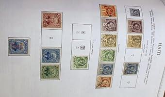 Amazon com: Stamp Collection Minkus Specialty Album