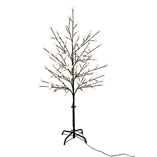 Cherry Blossom Lighted Tree Outdoor