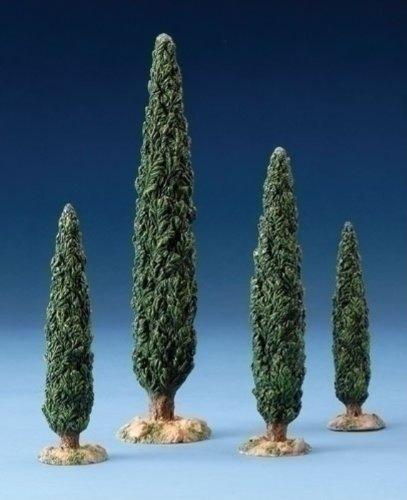 - Fontanini CYPRESS TREE SET Figurine 5 Inch Series