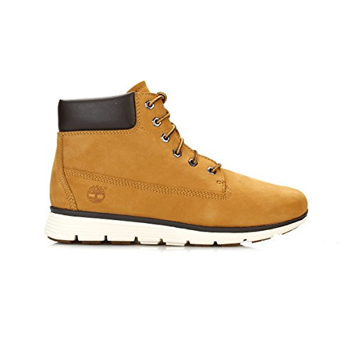 Timberland Killington Youth Wheat Nubuck Ankle Boots Wheat
