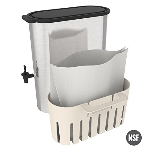 Brewista BCPOVSYS Cold Pro Iced Tea Brew System, One Size, None by Brewista