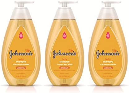 Johnsons Baby Parabens Phthalates Triple Pack product image
